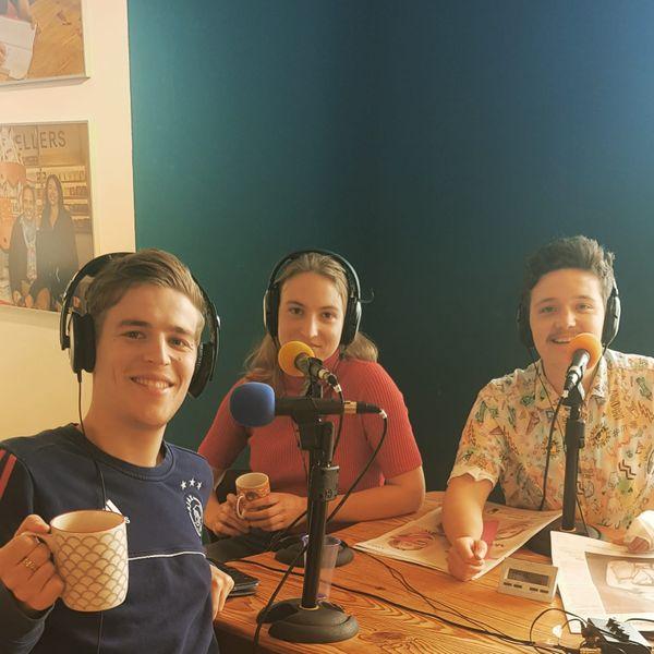 De Jonge Amsterdammer #4: Iris Luden