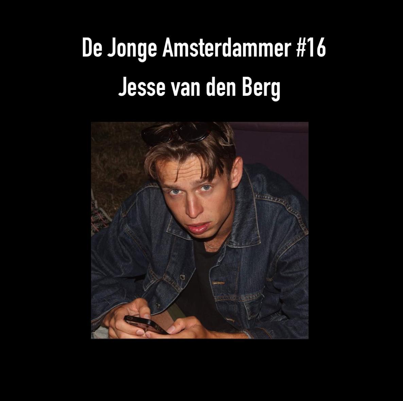 De Jonge Amsterdammer #16: Jesse van den Berg