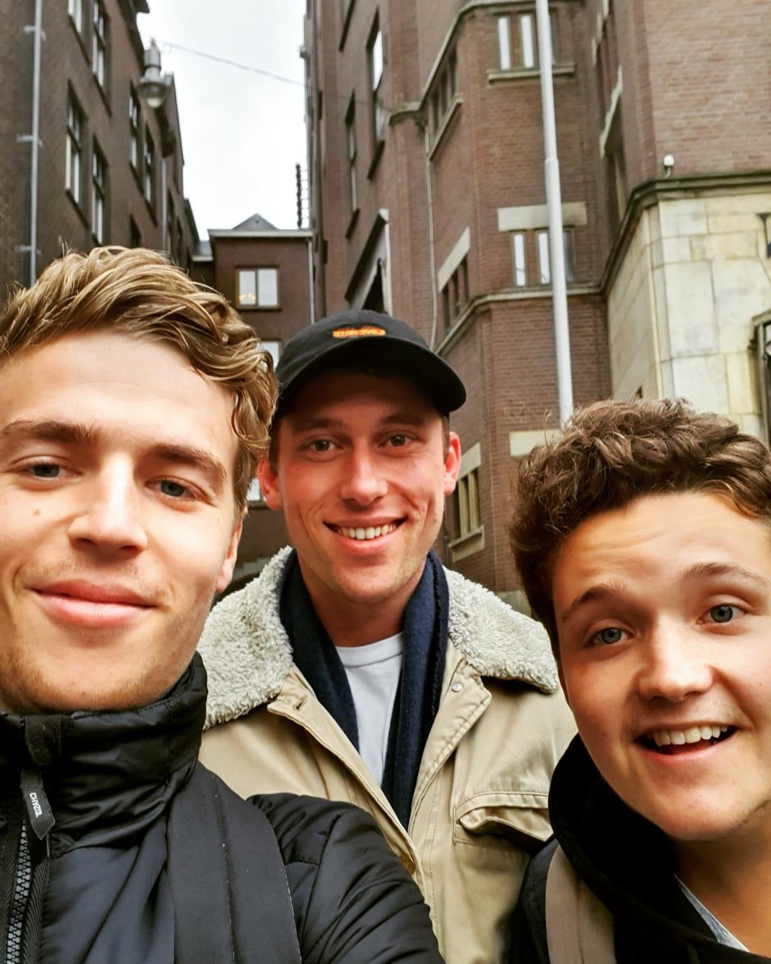 De Jonge Amsterdammer #15: Jelle Verwer