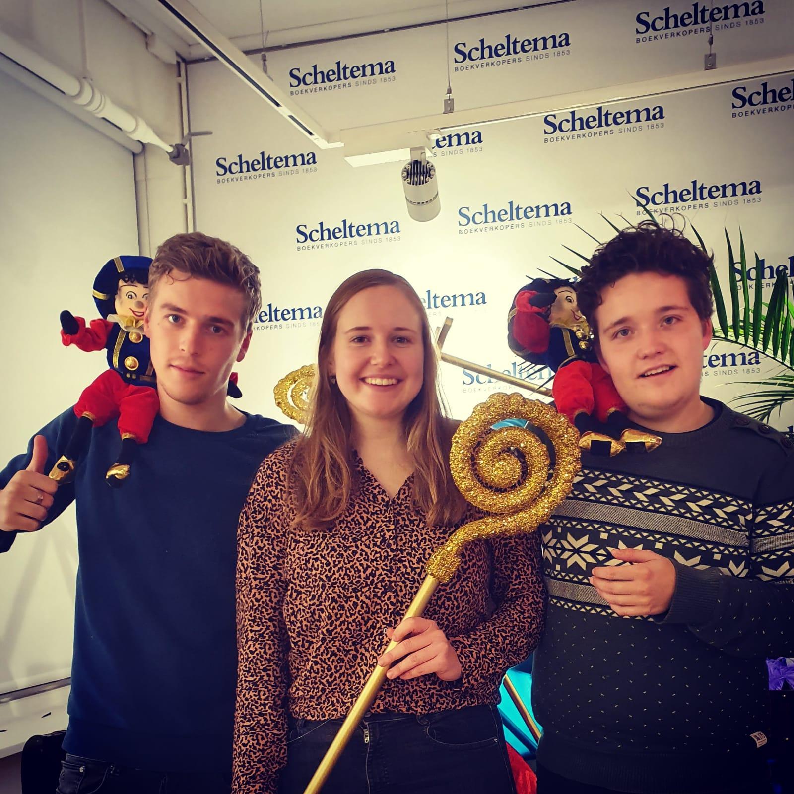 De Jonge Amsterdammer Sinterklaas Special #20: Lotte van Drie